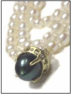 """South Sea Pearl Necklace"""