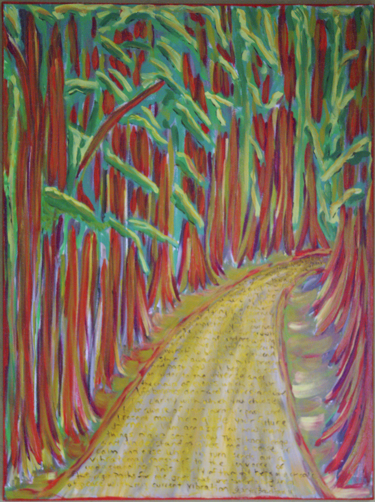 """""""Thoughts on the Yellow Path"""""""